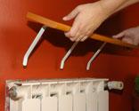 Soporte especial para balda sobre radiador bricoman a - Soportes de estanterias ...
