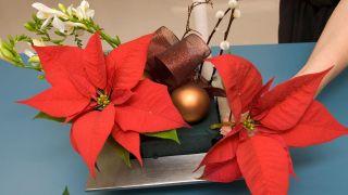 Ideas para vestir la mesa para Navidad - Paso 4