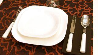 Ideas para vestir la mesa para Navidad - Paso 6