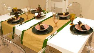 Ideas para vestir la mesa para Navidad - Paso 7