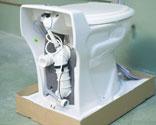 Cómo instalar un WC en un sótano sin desagüe
