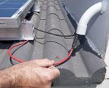 Instalar panel solar o fotovoltaico en el tejado