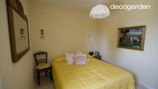 Decorar un dormitorio de estilo elegante y sencillo - Antes
