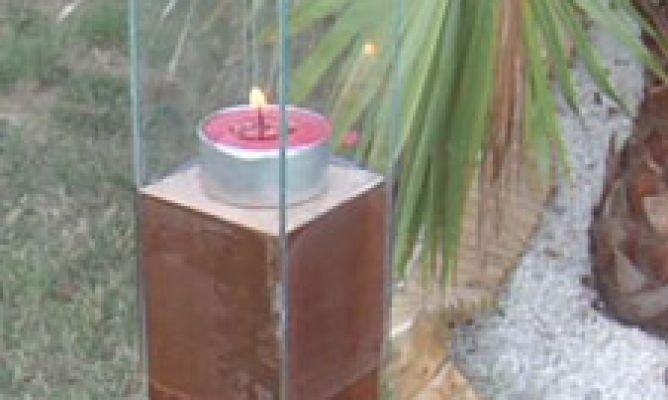 Antorcha para jard n hogarmania - Antorchas solares para jardin ...