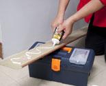 Adhesivos básicos en tu maletín de bricolaje