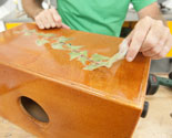 Cómo hacer un cajón flamenco