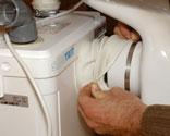 Calentadores solares como colocar fuelle de inodoro for Como cambiar un inodoro