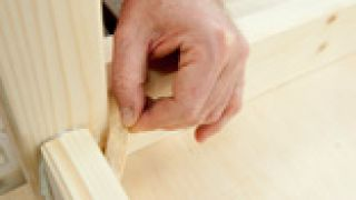 Hacer una mesa de madera paso 9