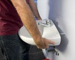 Renovar el lavabo