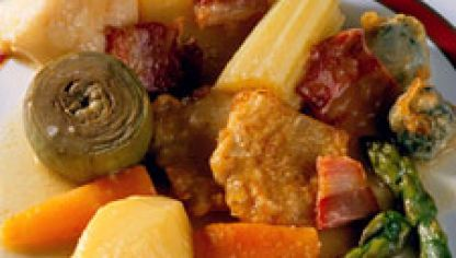 Cocinar verduras y hortalizas hogarmania - Hacer menestra de verduras ...