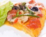 La tortilla pizza