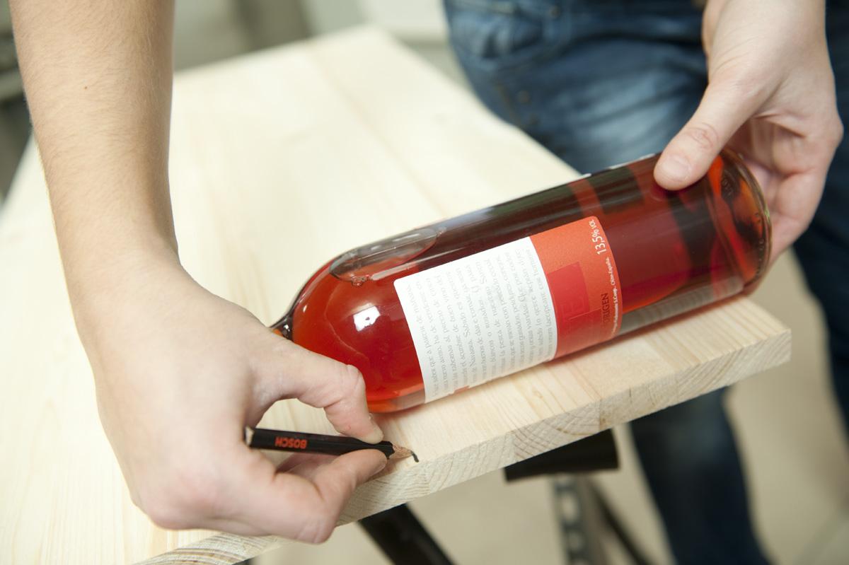 Paso 1 - Como hacer un botellero ...