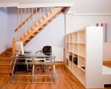 Separar ambientes hogarmania - Estanteria separar ambientes ...