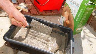 Construir una barbacoa con fregadero