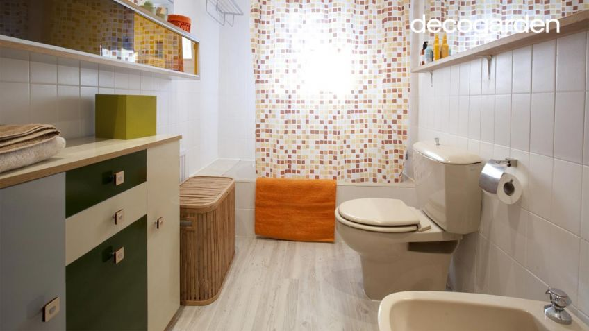 Suelo ceramico sin obra simple cheap excellent stunning for Cambiar suelo sin obra