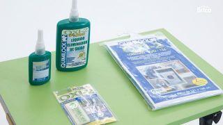 Eliminar el óxido en herramientas y objetos metálicos