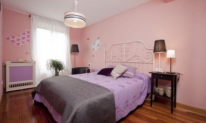 Dormitorio femenino decogarden for Dormitorios femeninos