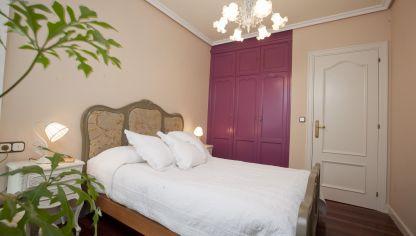 Decoraci n con muebles antiguos hogarmania - Decoracion de dormitorios clasicos ...