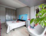 Dormitorio urbanita