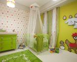 Habitación infantil confortable y funcional