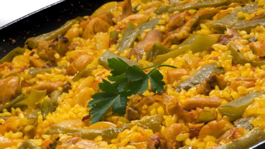 Recetas De Cocina Española Paella Valenciana | Receta De Paella Valenciana Karlos Arguinano