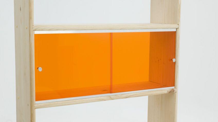 Puerta corredera en mueble - Bricomanía