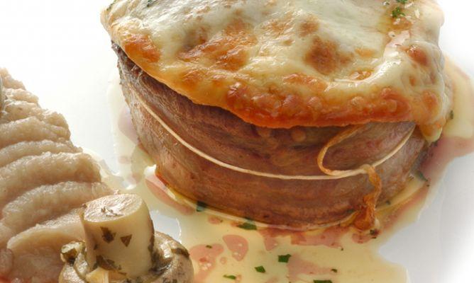 Receta de solomillo de ternera al horno karlos argui ano - Solomillo a la pimienta al horno ...