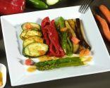 Receta de Verduras a la plancha