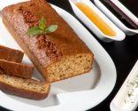 Pan dulce de calabaza y avena