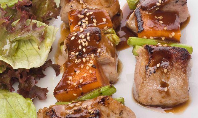 recetas de pinchos de solomillo