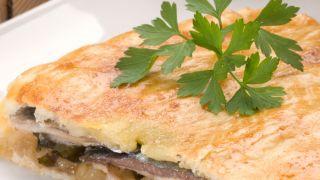 receta de empanada de pescado