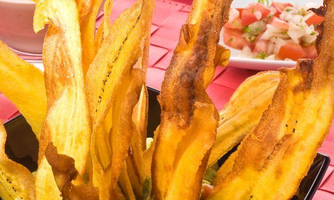 Receta de chips y dips bruno oteiza - Platos faciles y ricos ...