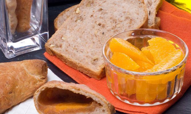 Receta de Pan de molde flautas y sndwiches Eva Arguiano