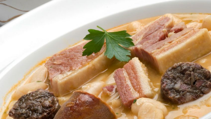 Como Cocinar Fabada | Receta De Fabada Con Chorizo Morcilla Y Panceta Karlos Arguinano