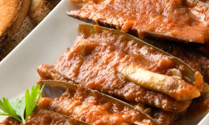 Receta De Navajas Con Salsa De Tomate Karlos Arguiñano