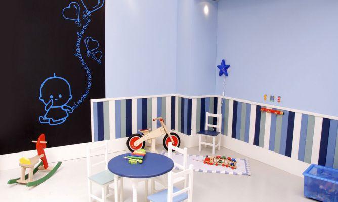 Decorar zona de juegos en habitaci n infantil decogarden - Decorar habitacion infantil nino ...