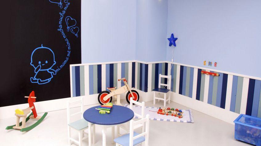 Decorar zona de juegos en habitacin infantil Decogarden