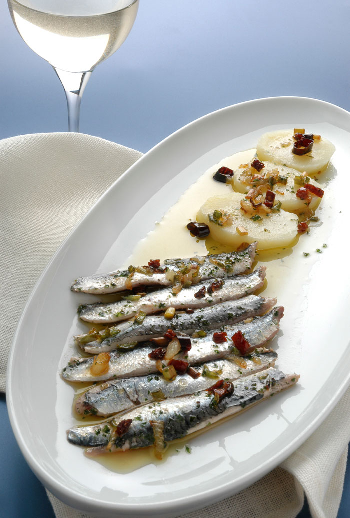 Anchoas de Getaria
