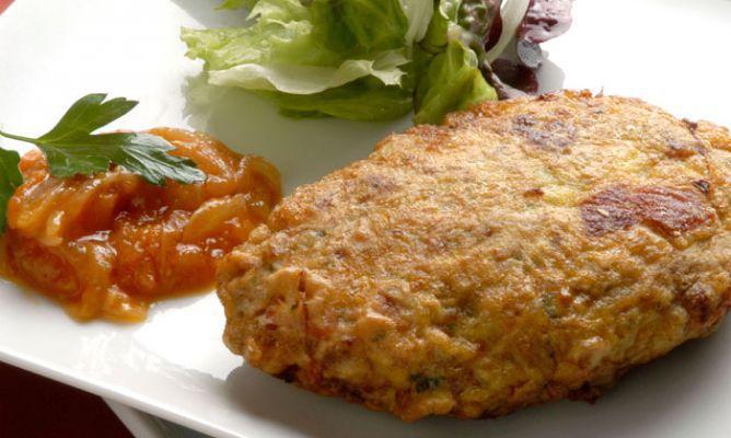 Receta de Filete ruso de jamn y queso Karlos Arguiano