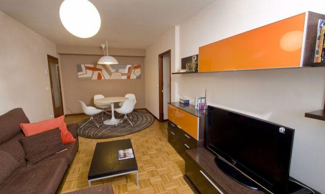 Sala dos ambientes decogarden for Decoracion ambientes