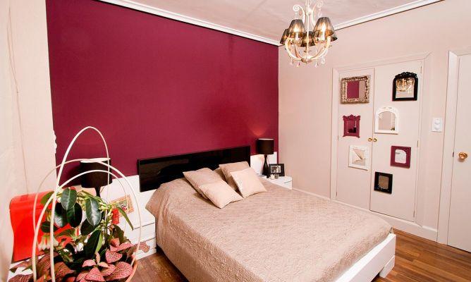 Dormitorio relajante decogarden - Combinar colores paredes dormitorio ...