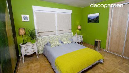 Decorar habitaci n sin ventanas decogarden - Como decorar una habitacion con fotos ...