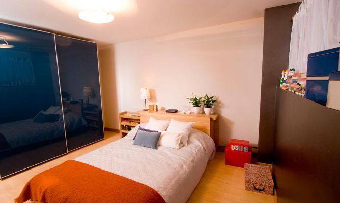 Dormitorio juvenil y moderno decogarden - Decogarden habitacion infantil ...