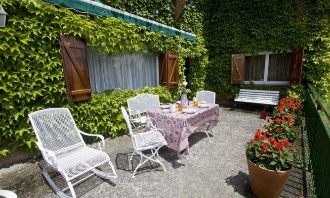 Terraza rom ntica decogarden - Terrazas romanticas madrid ...