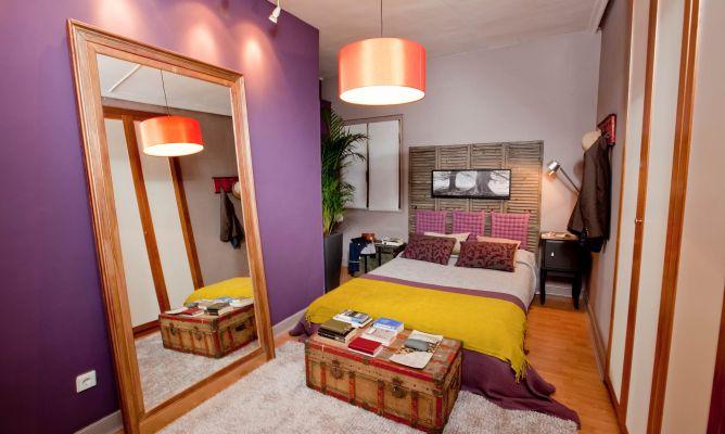 Habitaci n vintage decogarden for Programa para amueblar habitaciones