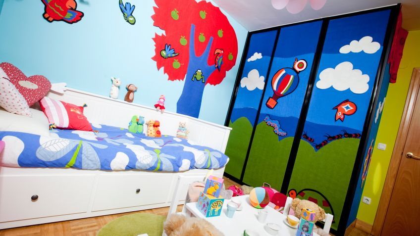 3 ideas para decorar una habitación infantil - Decogarden