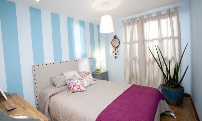 Habitaci n turquesa decogarden for Dormitorio azul turquesa