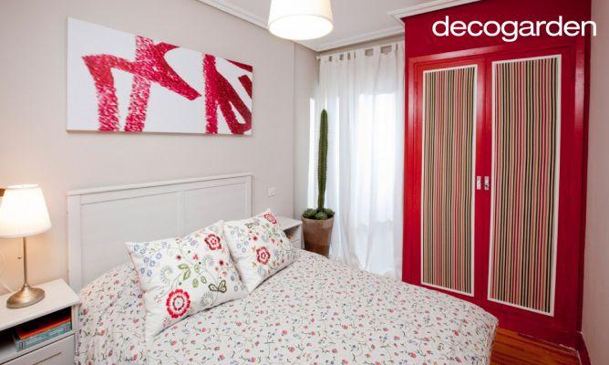 Habitaci n para pareja joven decogarden for Decoracion piso jovenes