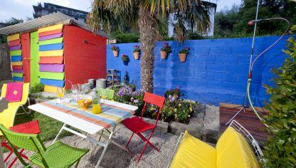 Decorar y reformar una caravana decogarden - Arreglar jardin abandonado ...
