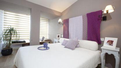 Dormitorio elegante y sereno decogarden - Decogarden habitacion juvenil ...